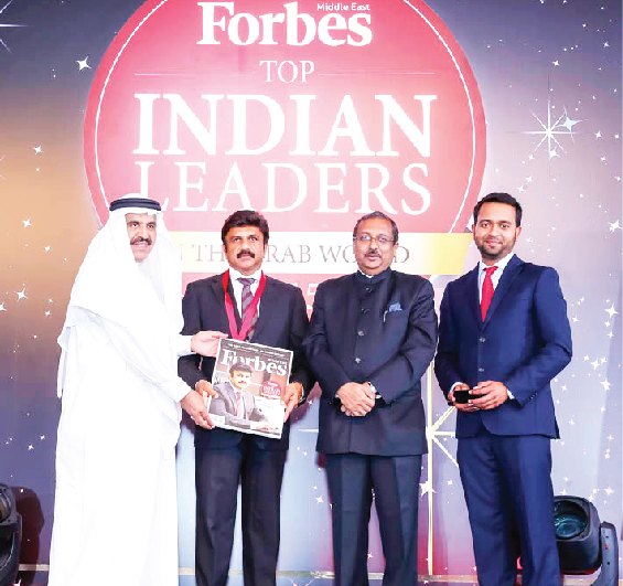 Top Indian Leader By Forbes