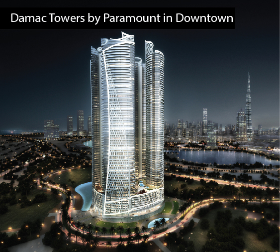 Damac Towers by Paramount in Downtown