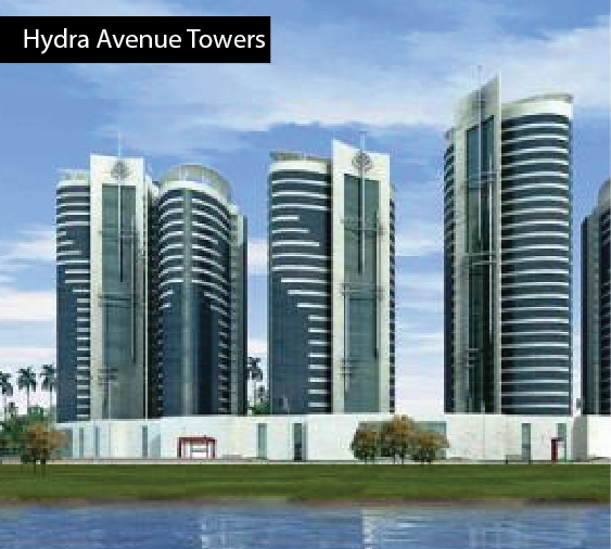 Hydra Avenue Towers